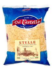 Макарони Del Castello 500г №018 зiрочки
