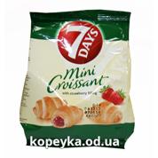 Круасан 7 днів 60г міні полуниця