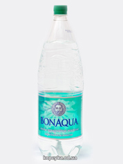 Вода Бонаква 2л мінеральна с.газ