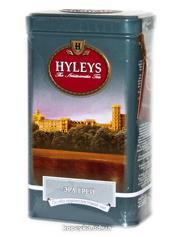 Чай Хейліс 125г сивий граф великолиста ж.б