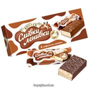 Цукерки Рошен лінивчики шоколад вафелі вершки