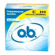 Тампони О.b. pro comfort super 8шт