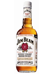 Віскі Jim Beam 1л