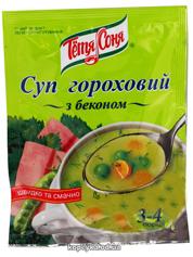 Суп Тітка Соня 70г гороховий бекон