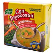 Суп Тітка Соня 180г гороховий особливий