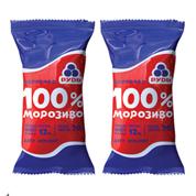Морозиво Рудь 70г 100% пломбир стакан