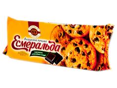 Печиво Рошен 150г есмеральда шоколадні шматочкі