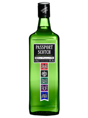 Віскі Passport 0.5л