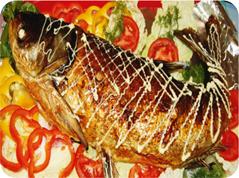 Рыба фаршированная (спецзаказ)
