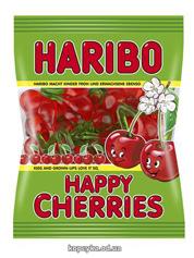 Конфеты Харибо 200г веселая вишня