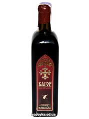 Вино Аліанца 0.75л Кагор десертне штоф