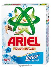 Порошок Аріель 450г ефект ленора атомат