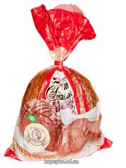 Хліб Нове діло 400г гетьманський житній пшеничний упакований