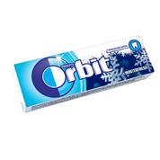 Жувальна гумка Orbit 14г вінтерфреш подушечки