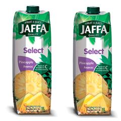 Нектар Джаффа 0.95л ананас селект