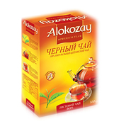 Чай Алокозай 100г чорний листовий FBOP