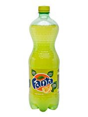 Вода Фанта 1л лимон