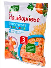Суп Тітка Соня 60г алфавіт курка