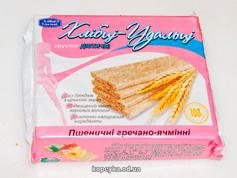 Хлібці-молодці Дієтичний продукт 100г пшениця гречка ячмінь діабет
