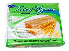 Хлібці-молодці Дієтичний продукт 100г пшениця овес кукурудза діабет