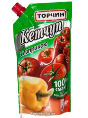 Кетчуп Торчин 300г паприка