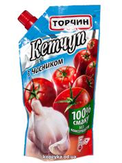 Кетчуп Торчин 300г часник