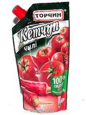 Кетчуп Торчин 270г чилі