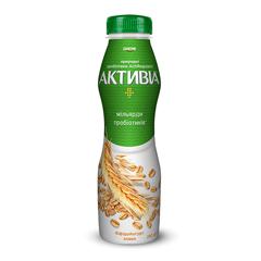 Напиток Активиа 290г злаки питьевой