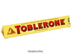 Шоколад Таблерон 100г молочний