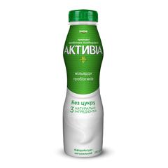 Напиток Активиа 290г бактерии актирегуляр