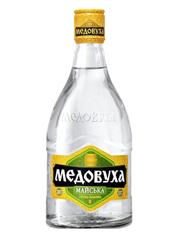 Горілка Медовуха 0.2л травнева особлива