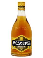 Настоянка Медовуха 0.2л гречана