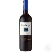 Вино Гато Негро 0.75л мерло червоне сухе