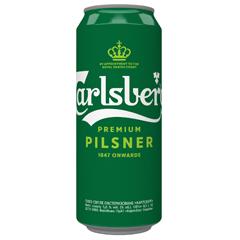Пиво Карлсберг 0.5л з.б