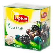 Чай Липтон 20п blue fruit tea пирамидки