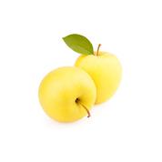 Яблуко Зелена ферма Органікс голден преміум