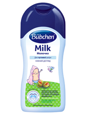 Молочко Бюбхен 200мл ніжне емульсівне