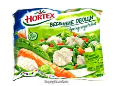 Овочі Хортекс 400г весняні