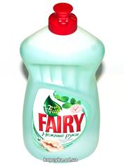 Засiб д. миття посуду Fairy 500мл чайне дерево м'ята