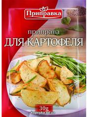 Приправа Приправка 30г д.картоплі