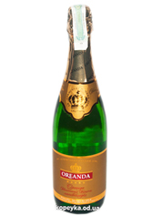 Шампанське Ореанда 0.75л н.солодке біле