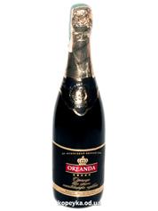 Вино ігрісте Ореанда 0.75л н.солодке червоне