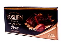 Шоколад Рошен 90г брют 78%