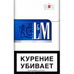 Сигарети L  M blue label 1п