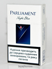Сигарети Парламент night blue 1п