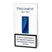 Сигарети Парламент super slims aqua 1п