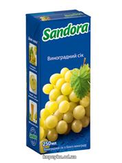 Сік Сандора 0.25л виноград