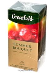 Чай Greenfield 25п літній букет