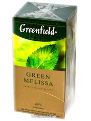 Чай Greenfield 25п грін меліса