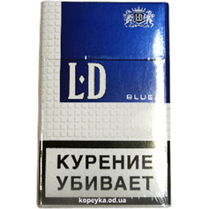 Сигареты LD blue 1п
